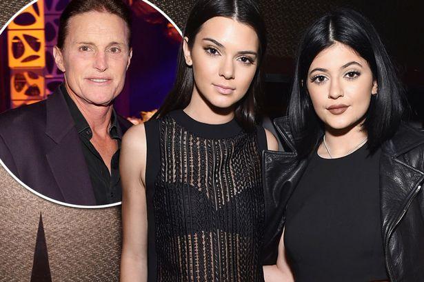 Pour la fete des pères, Kendall et Kylie