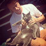 Macklemore a pour animal de compagnie un chat
