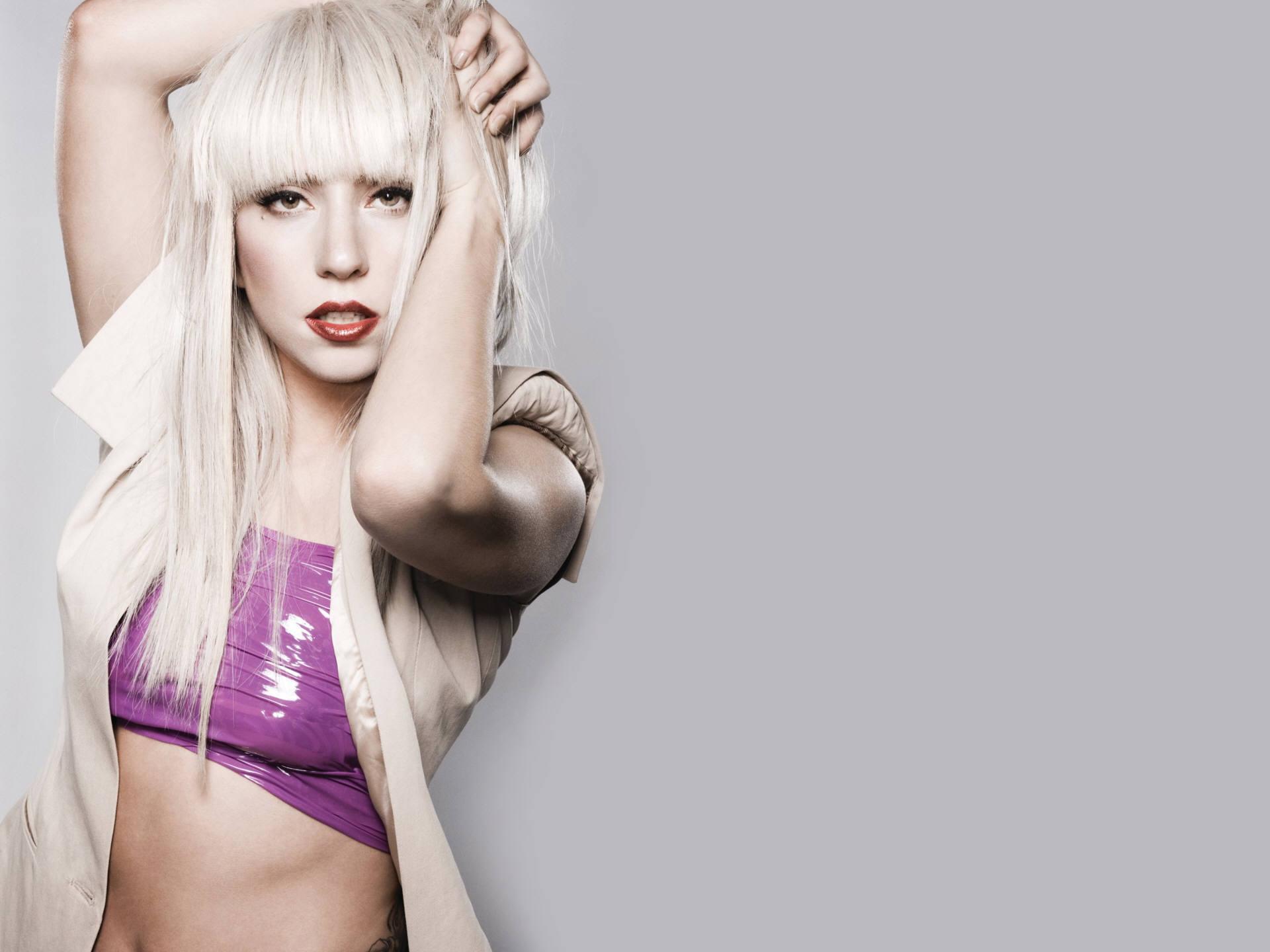 Lady Gaga et ses rondeurs