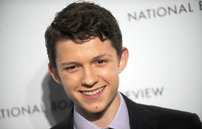 Tom Holland incarnera le nouveau spiderman