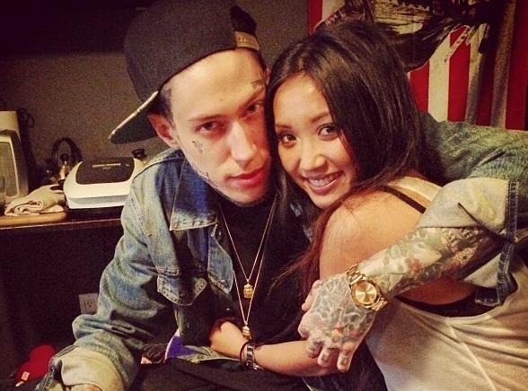 Brenda Song et Trace Cyrus (frère de Miley Cyrus) de nouveau ensemble ?