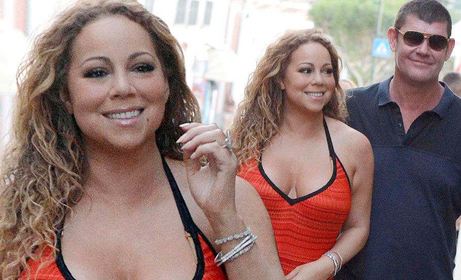 Mariah Carey et James Packer envisagent le mariage !