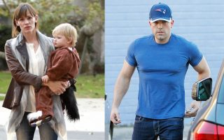 Ben Affleck obligé de compter sur Christine sa mère