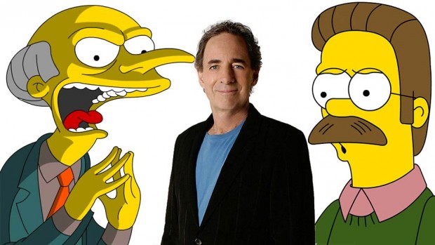 Harry Shearer sera toujours avec The Simpsons