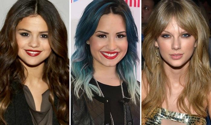 Selena Gomez et Demi Lovato à nouveau proches : Taylor Swift mécontente ?