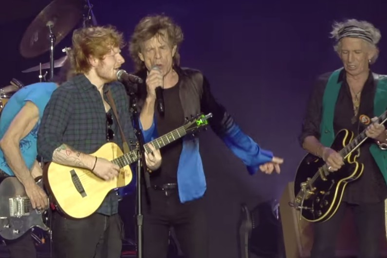 Ed Sheeran bientôt au cinéma