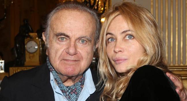 Emmanuelle et Guy Béart