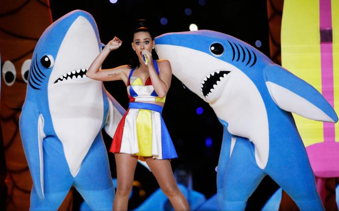 Mi-temps du dernier Super Bowl : Katy Perry dévoile les coulisses du show