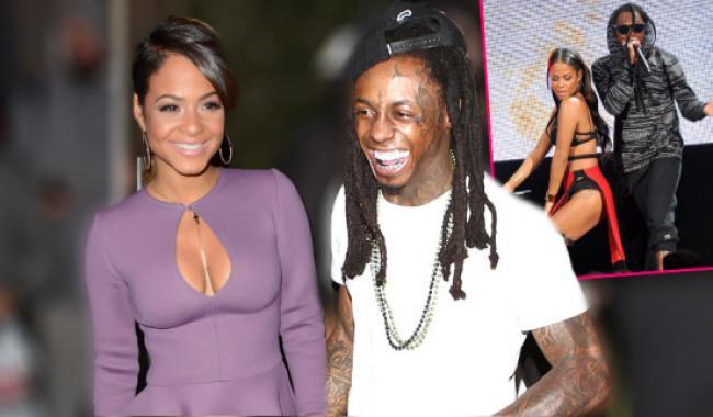 Christina Milan et Lil Wayne : C'est de l'histoire ancienne !