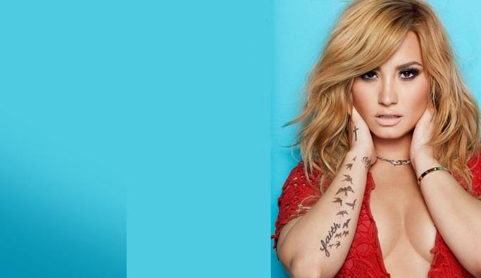 Demi Lovato : Son nouveau single Confident est sorti !