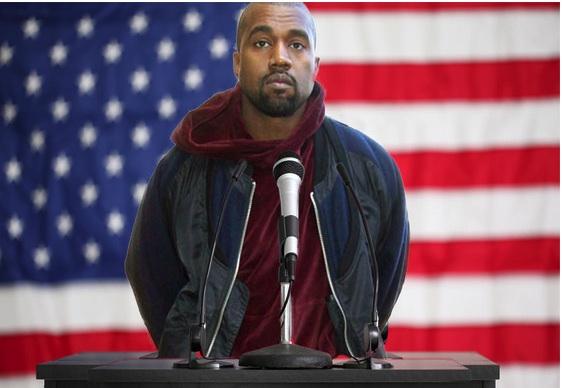 Kanye West: «Je pense vraiment à me présenter»