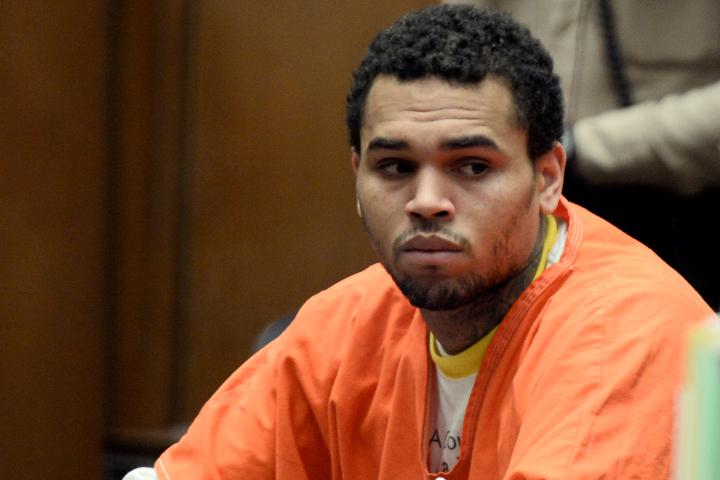 Chris Brown trop violent ? : L'australie ne veut pas de lui