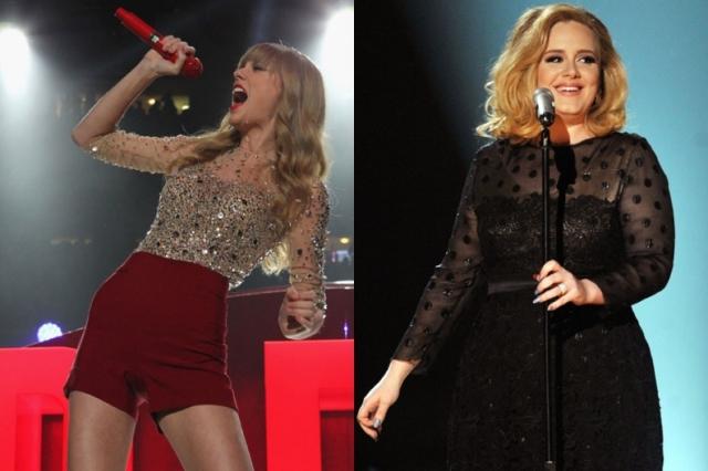 Taylor Swift s'est vue détrônée par adèle avec son titre Hello.la chanteuse britannique a en effet battu le record de la vidéo la plus vue sur Youtube