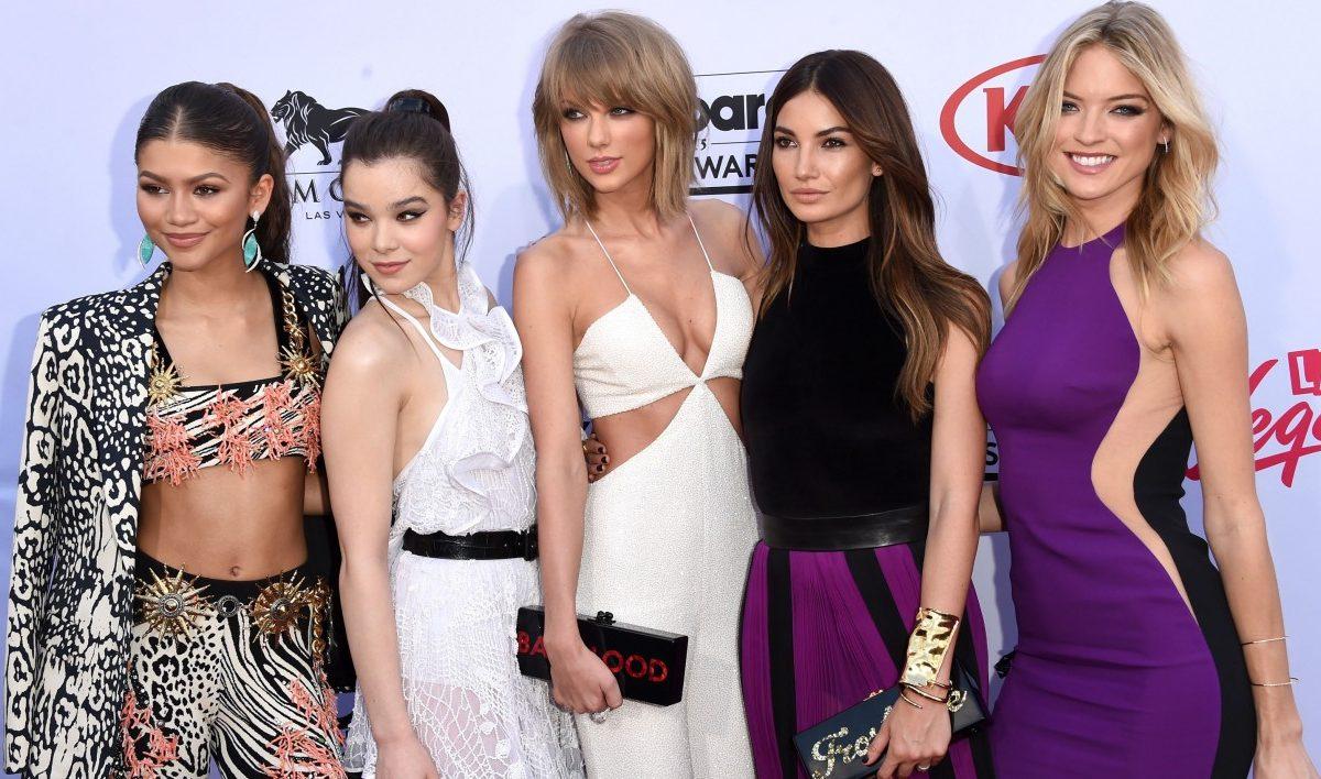 Taylor SWift parle de ses célèbres amis lors d'une interviaw avec Vogue Australie