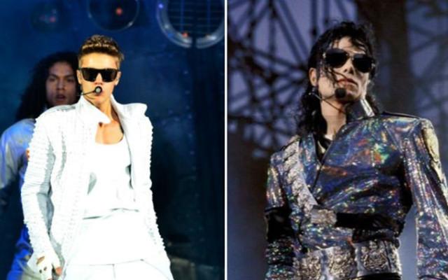Justin Bieber se compare à Michael Jackson : « La pop n'a rien de ringard »