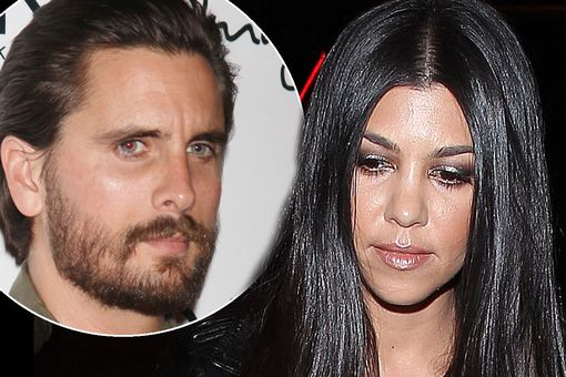 Kourtney Kardashian obsédée par Scott Disick ?
