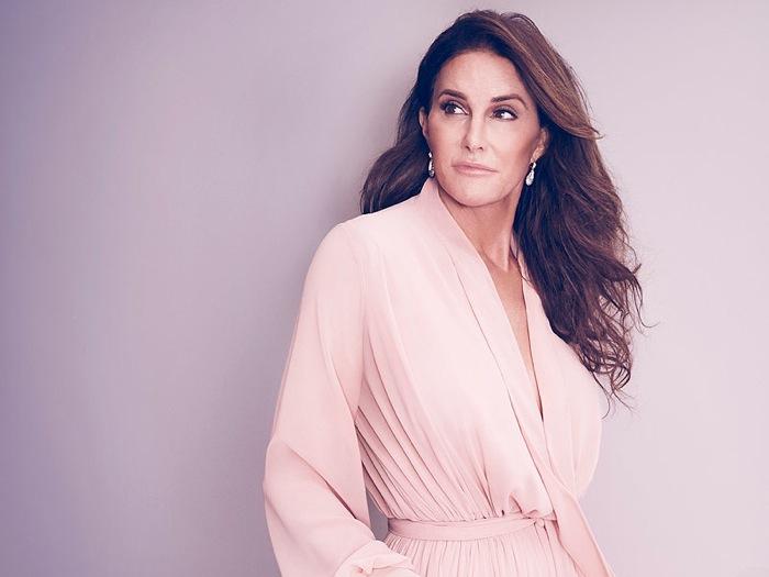 Caitlyn Jenner élue femme de l'année par Glamour Magazine