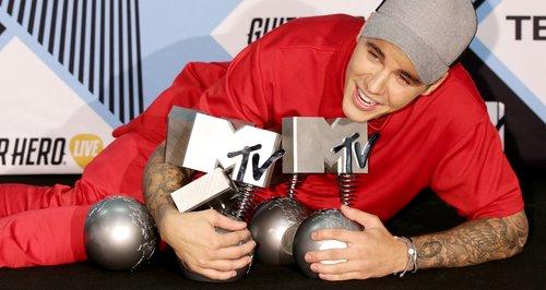 Justin Bieber a raflé plus de 5 récompenses aux MTV EMAs 2015