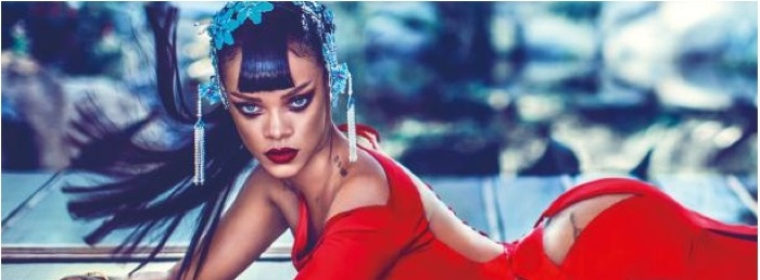 Rihanna a récemment dévoilé un nouvel extrait de son titre BBHMM dans lequel la chanteuse ne s'impose aucune limite