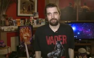 Fan de Star Wars et atteint d'un cancer en phase terminal, Daniel Fleetwood ne veut pas mourir sans avoir vu le dernier volet de la saga