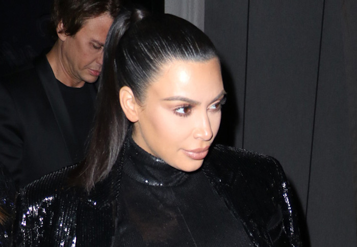 Kim Kardashian évoque la jalousie de North envers Saint