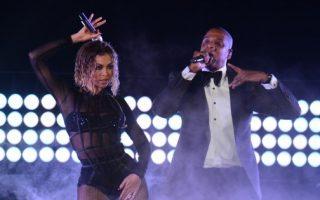 Beyoncé et Jay Z au Grammy Awards