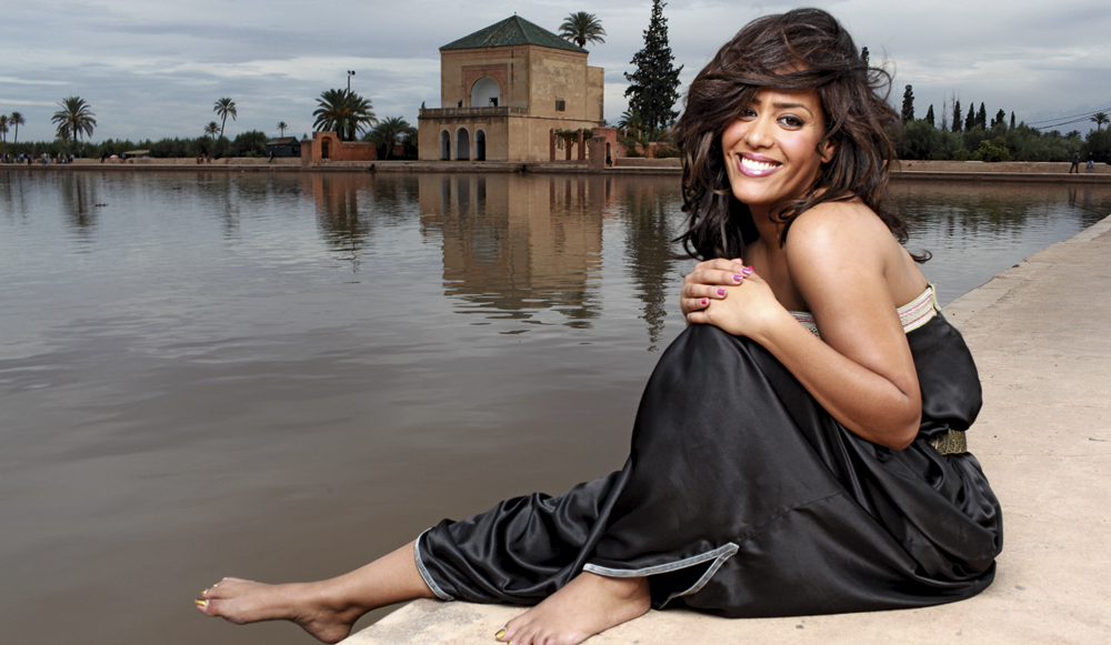 Selon le Tube de Canal+, la chanteuse a approfondi ce domaine, puisqu'elle figurera au casting de la série télévisée «Alice Nevers, le juge est une femme», sur TF1.
