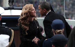 Barack Obama - Beyoncé