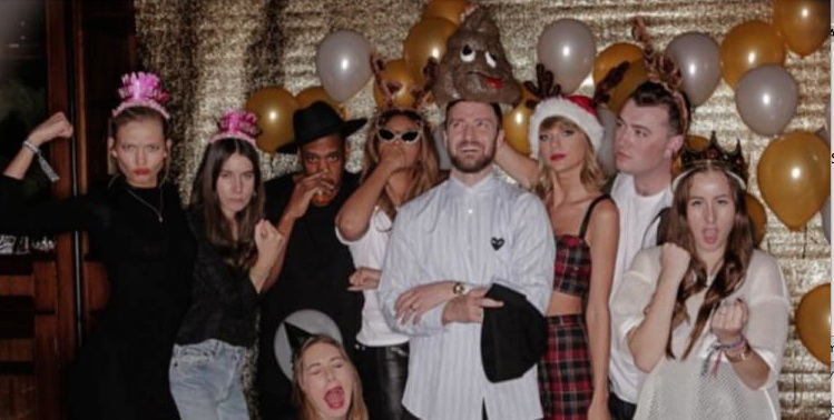 Anniversaire Taylor Swift photo