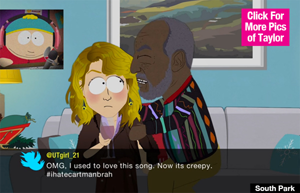 south park  Taylor Swift Bill Cosby