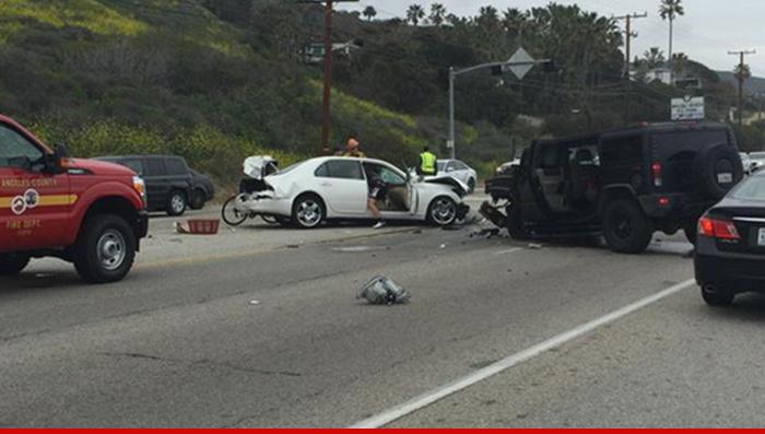 Accident Bruce Jenner