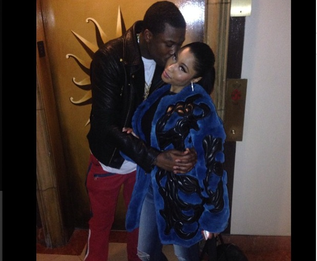 Meek Mill et Nicki Minaj