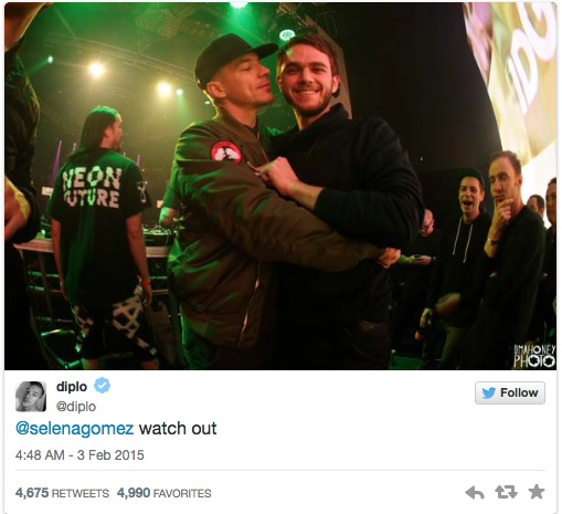 Zedd et Diplo DJ