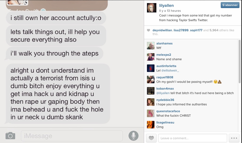 lilyallen instagram