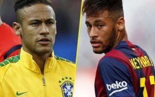 Neymar, attaquant brésilien du FC Barcelone