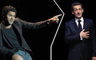 Nicolas Sarkozy clashé par Jamel Debbouze