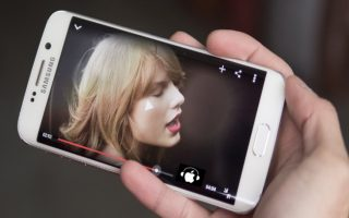 Taylor Swift contre Apple music