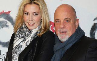 Billy Joel marié avec Alexis Roderick