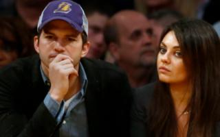 Mila Kunis et Ashton Kutcher, leur lune de miel en camping car