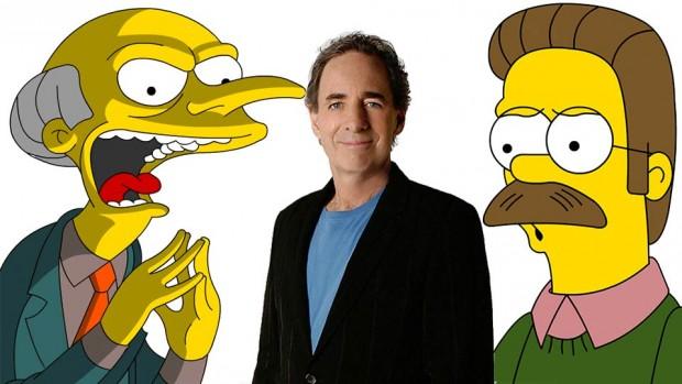 Harry Shearer sera toujours avec The Simpsons