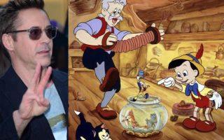 Pinocchio revient dans une réadaption