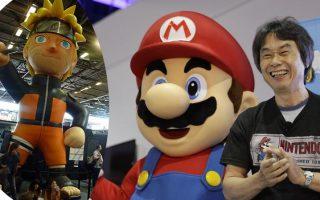 Shigeru Miyamoto présente Mario