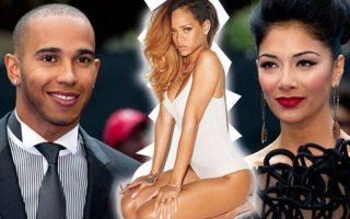 Rihanna suposée être en couple avec Lewis Hamilton lui aurait intimé l'ordre de couper les ponts les ponts avec son ex Nicole Scherzinger