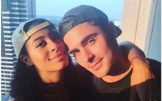 5 septembre 2015, un an que Zac Efron et Sami Miro filent le parfait amour