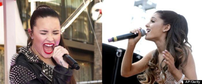 Demi Lovato après avoir écouté le nouveau single de sa collègue Ariana Grande s'est empréssée de lui traduire tout le bien qu'elle pense de la chanson et de la vidéo dans un gentil message publié sur Twitter