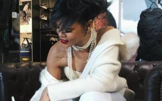 Rihanna tournera bientôt aux côtés de Cara Delevingne et de James Dean dans le prochain long-métrage de Luc Besson intitulé Valerian