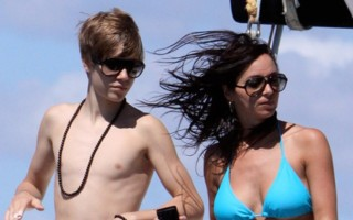 Jasmine Villegas, une ex-petite amie de JUstin Bieber enceinte de 6 mois et très heureuse